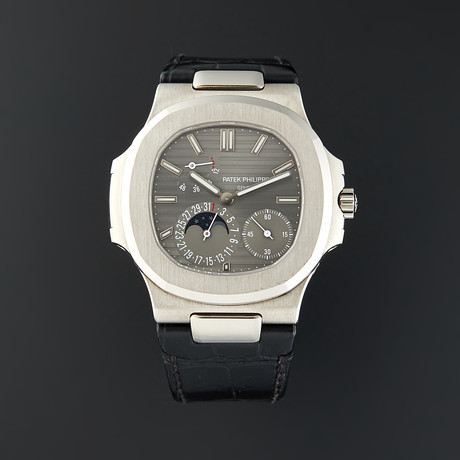 Patek Philippe Nautilus Automatic // 5712G-001 // Pre-Owned