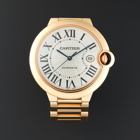 Cartier Ballon Bleu Automatic // W69005Z2 // Pre-Owned
