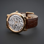 Harry Winston Midnight Skeleton Automatic // MIDAHM42RR01 // Pre-Owned