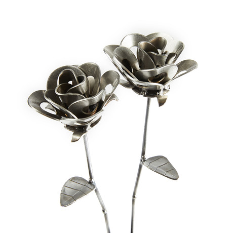 Double Immortal Steel Rose