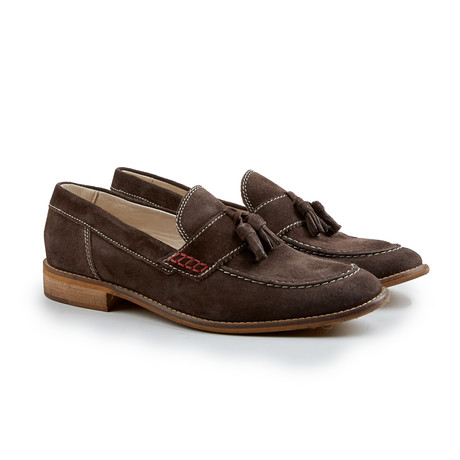 Proud Lee Tassel Loafer // Brown (Euro: 41)