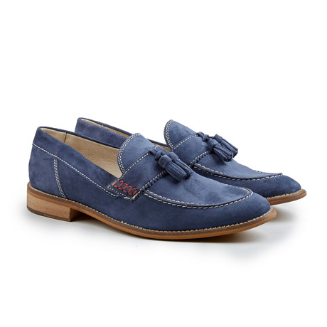 Proud Lee Tassel Loafer // Night (Euro: 41)