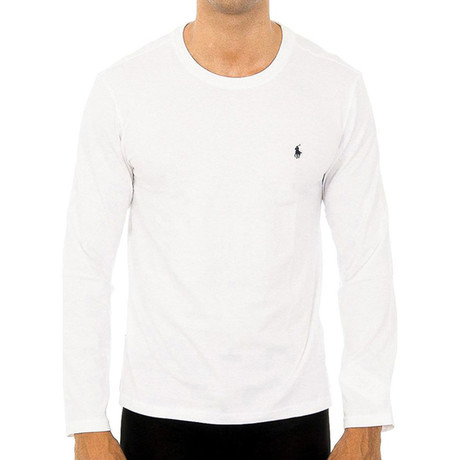 Long-Sleeve T-Shirt // White (S)