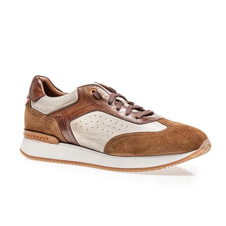 Carrera Sneaker // Velour Sattel Canapa (Euro: 40)
