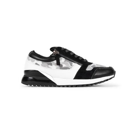 Rodeo 1.5 Sneaker // Black + Gray Combo (US: 7.5)