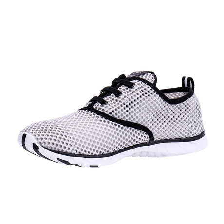 Men's XDrain Classic 1.0 Water Shoes // Gray + Black (US: 7)