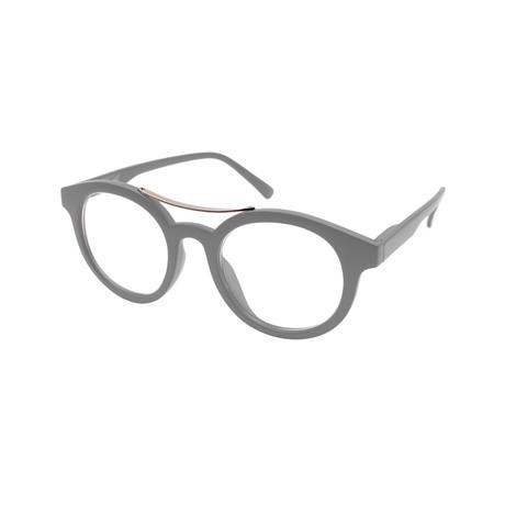 Meyer Blue-Light Blocking Readers // Gray (0.00x)
