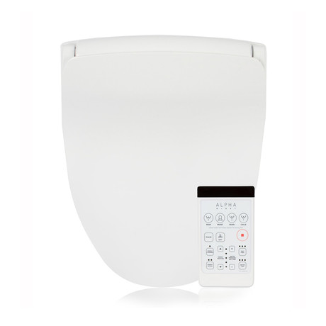 iX Hybrid Bidet Seat (Elongated)