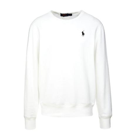Sweatshirt // White (S)