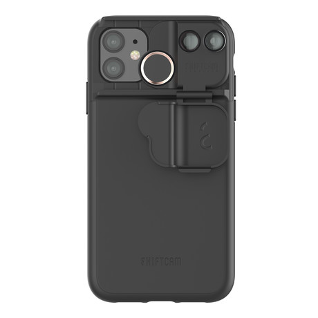 ShiftCam 2.0: 3-in-1 Travel Set // iPhone 11 // Black