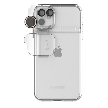 ShiftCam 2.0: 3-in-1 Travel Set // iPhone 11 // Transparent