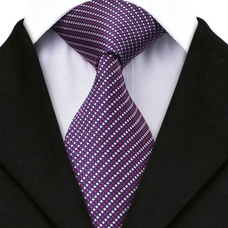 Canon Tie // Purple