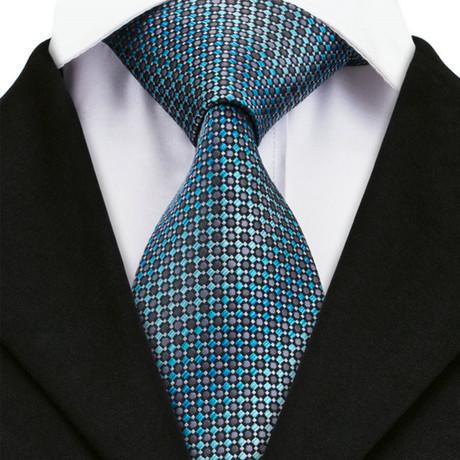 Laver Tie // Teal