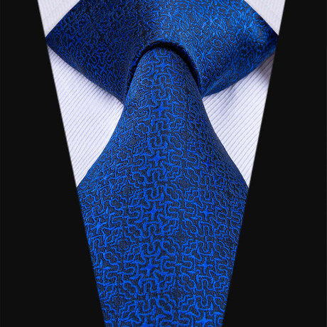 Gibbon Tie // Blue
