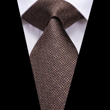Jack Tie // Burgundy
