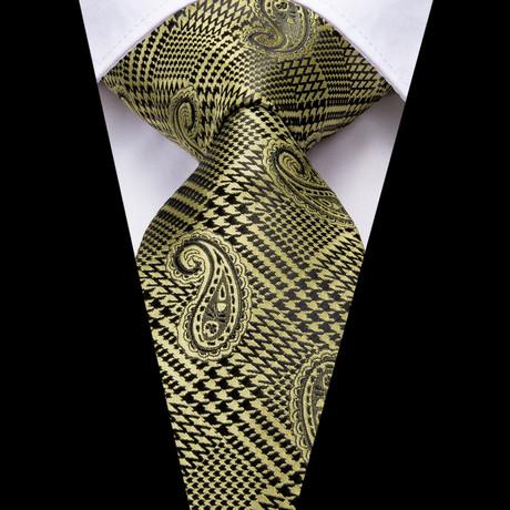Massey Tie // Gold