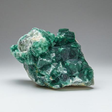 Green Fluorite // v.2