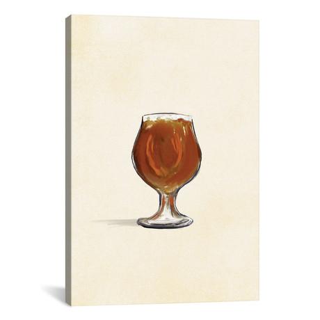"""Craft Beer Saisan Solo (12""""W x 18""""H x 0.75""""D)"""