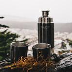 Firelight 750 Flask // Borealis Edition