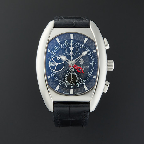 Louis Moinet Chronograph Automatic // LM.082.10.52 // Store Display