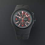 MOMO Design Chronograph Quartz // MD1009BK-04BKRD-RB // Store Display