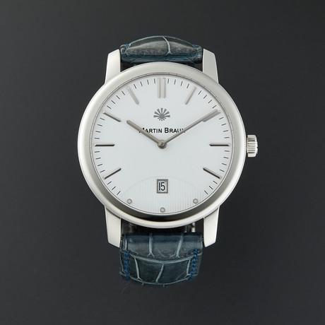 Martin Braun Automatic // CLASSIC WHT // Store Display