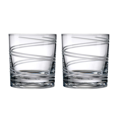 Shtox Rotating Glass // 001M // Set of 2