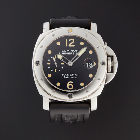 Panerai Luminor Submersible Automatic // PAM24 // Pre-Owned