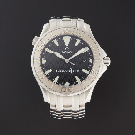 Omega Seamaster Americas Cup Automatic // 2533.5 // Pre-Owned