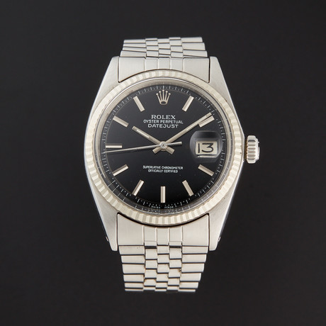 Rolex Datejust Automatic // 1603 // 2 Million Serial // Pre-Owned