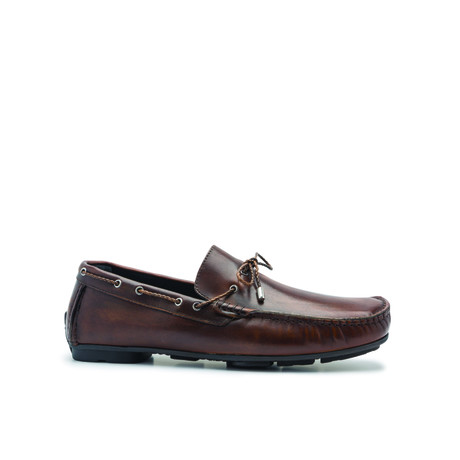 Lucca Moccasin I // Brown (US: 8)