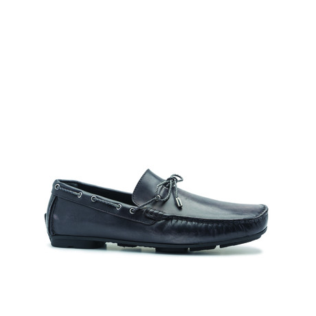 Lucca Moccasin // Gray (US: 8)