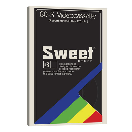 "Sweet Stuff // Mathiole (12""W x 18""H x 0.75""D)"
