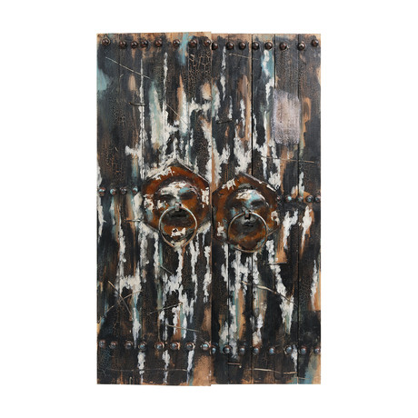 Antique Wooden Doors 2