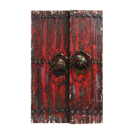 Antique Wooden Doors 1