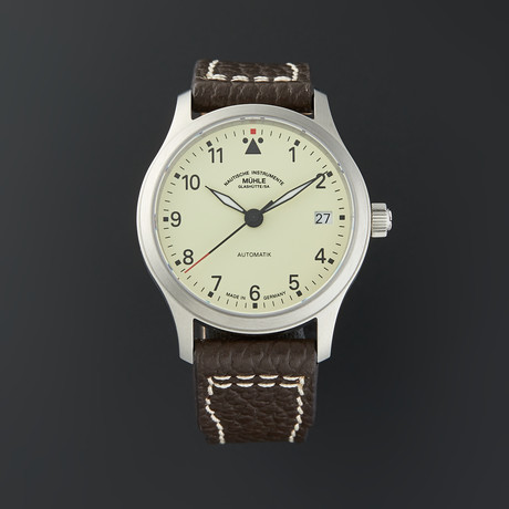 Mühle-Glashütte Automatic // M1-37-87-LB // Store Display