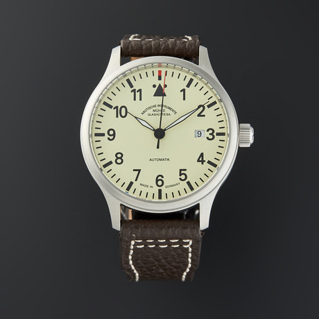 Mühle-Glashütte Automatic // M1-37-47-LB // New