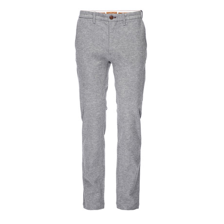 Henry Travel Pant // Gray (28WX30L)
