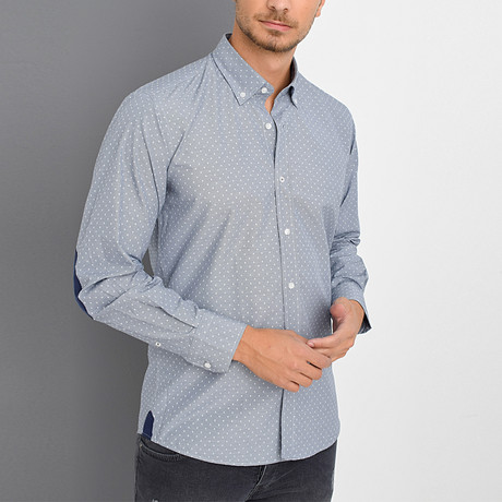 Gregory Button-Up Shirt // Black (Small)