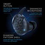 TW4 True Wireless Earbuds (Black)