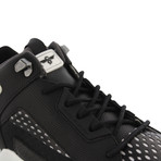Nitti Sneakers // Black + White (US: 7.5)