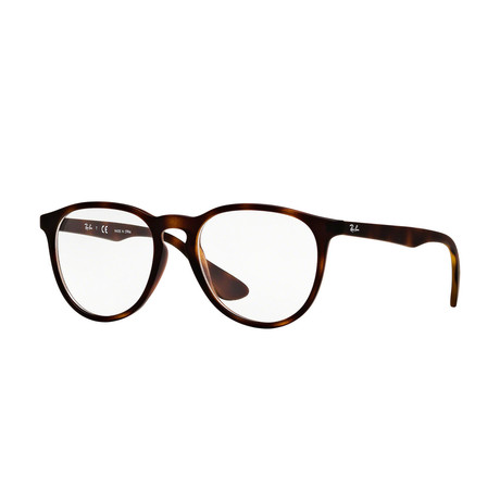 Men's Round Optical Frame // Matte Havana