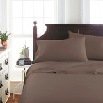 Signature Bamboo Collection Sheet Set // Taupe (Twin)