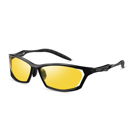 Night Vision Glasses// 390 // Black