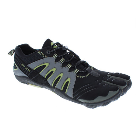 Men's 3T Barefoot Warrior // Black + Aloe (US: 5)