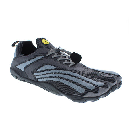 Men's 3T Barefoot Requiem // Black + Dark Shadow (US: 5)