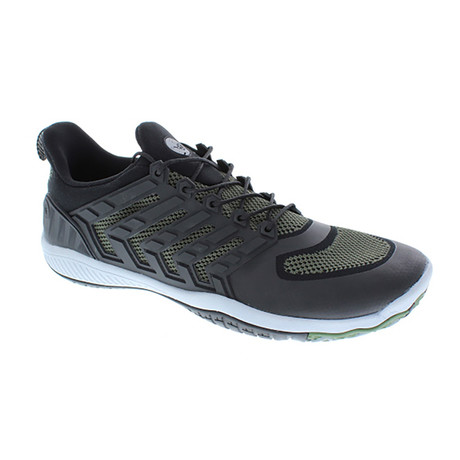 Men's Dynamo Ribcage // Black + Agave (US: 5)