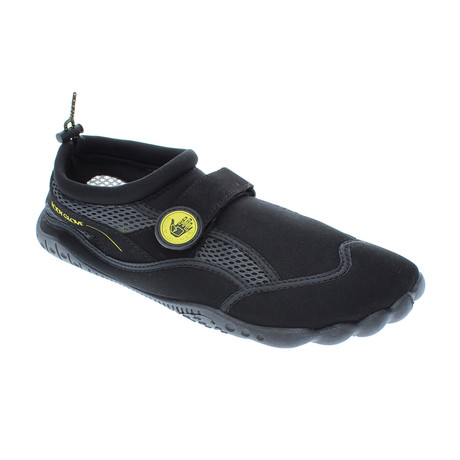 Men's Seek // Black + Yellow (US: 5)