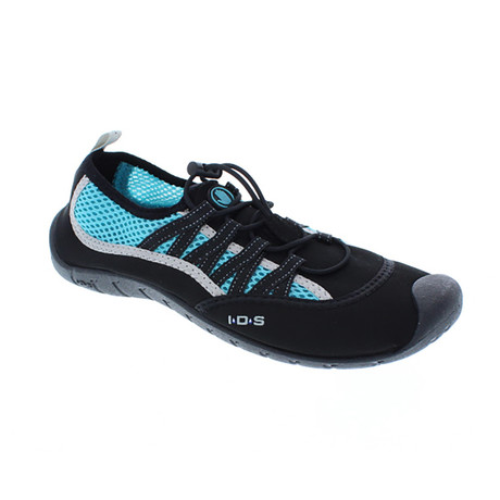 Women's Sidewinder // Black + Oasis Blue (US: 5)