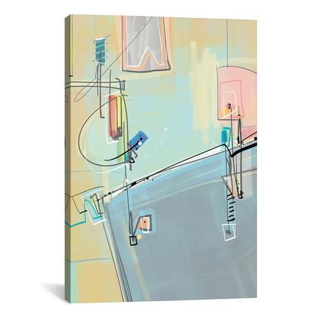 "Chemical Dreams I // Guillermo Arismendi (12""W x 18""H x 0.75""D)"